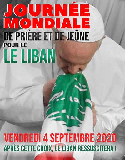 Journée de jeune pour le liban et veillée de prière Journe10