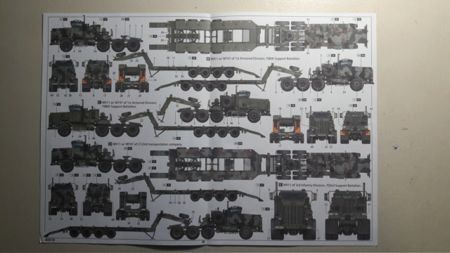 M911 C HET w/M747 HEAVY EQUIPMENT SEMI TRAILER de HOBBY BOSS AU 1/35 20200211