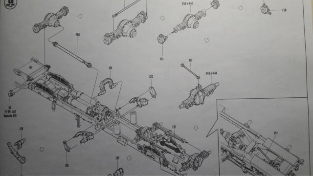 M911 C HET w/M747 HEAVY EQUIPMENT SEMI TRAILER de HOBBY BOSS AU 1/35 20200214