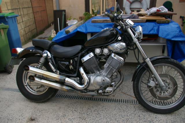 NORTON 500 MANX MONO CYLINDRE Ech 1/9 ITALERI Imgp6541