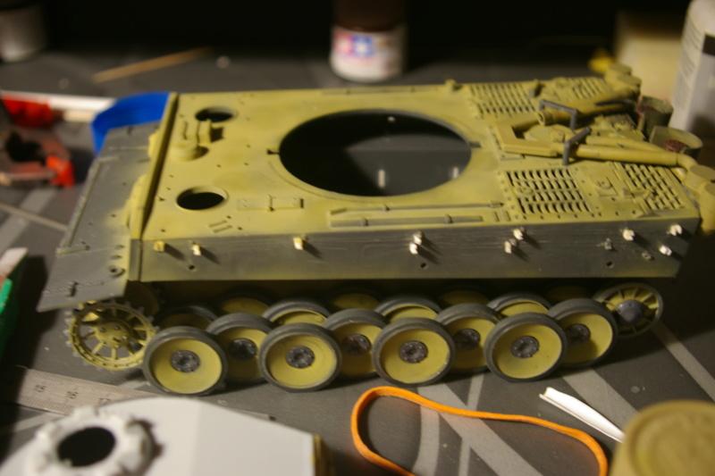 LE BERGEPANZER TIGER 1 SdkfZ 185 de CMK Ech 1/35 Imgp6734