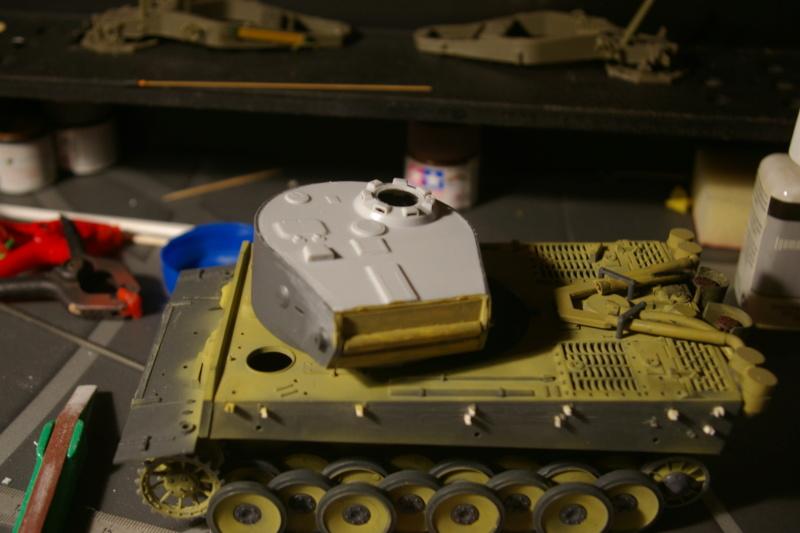 LE BERGEPANZER TIGER 1 SdkfZ 185 de CMK Ech 1/35 Imgp6736