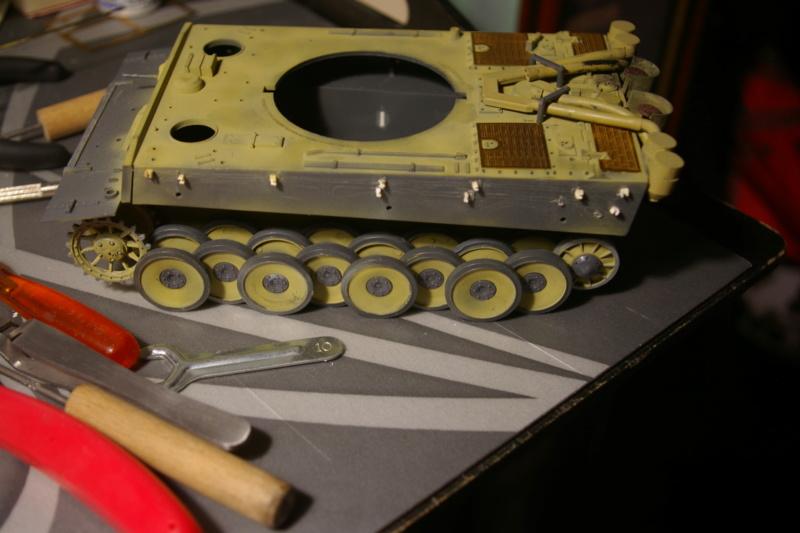 LE BERGEPANZER TIGER 1 SdkfZ 185 de CMK Ech 1/35 Imgp6740