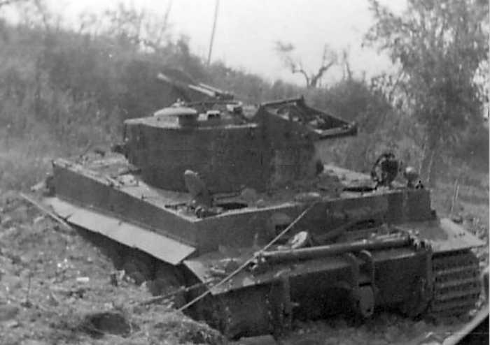 LE BERGEPANZER TIGER 1 SdkfZ 185 de CMK Ech 1/35 Royale10
