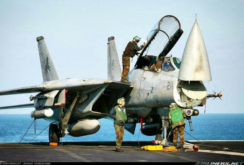 Chapeau haut de forme et griffes d'acier (F-14A Tomcat - Tamiya 1/32) - Page 3 Tomcat10