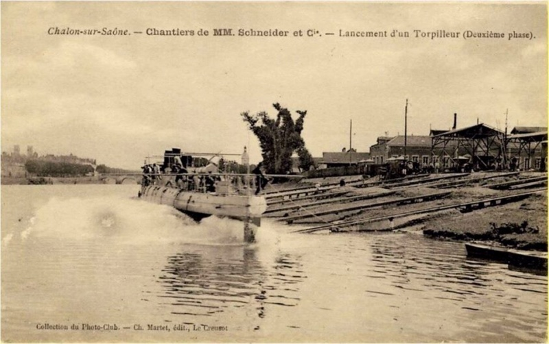 Aviso torpilleur 1905 en Scratch intégral au 1/100ème - Page 14 Torpil10