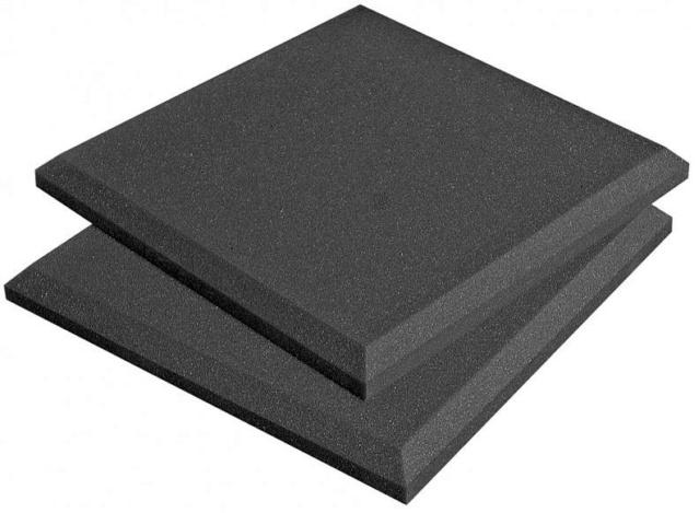 CAV Acoustic Large Flat Foam 1pcs (New) 510