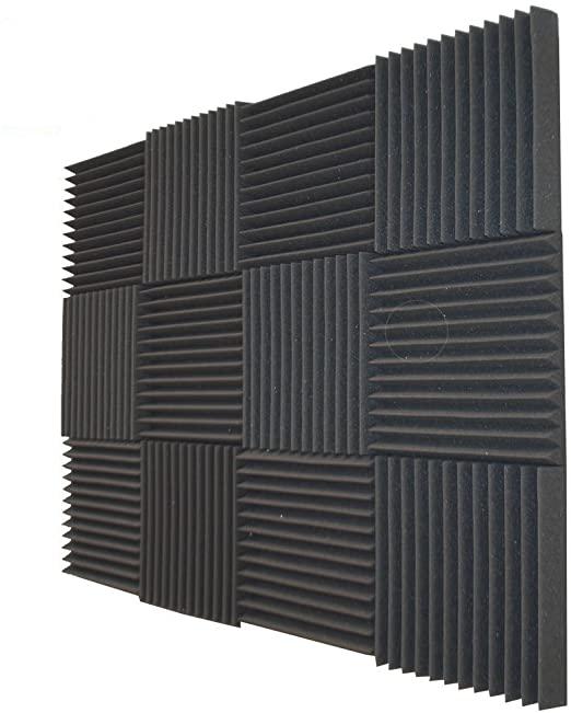CAV Acoustic Large Wedges Foam 1pcs (New) 61pxyk10