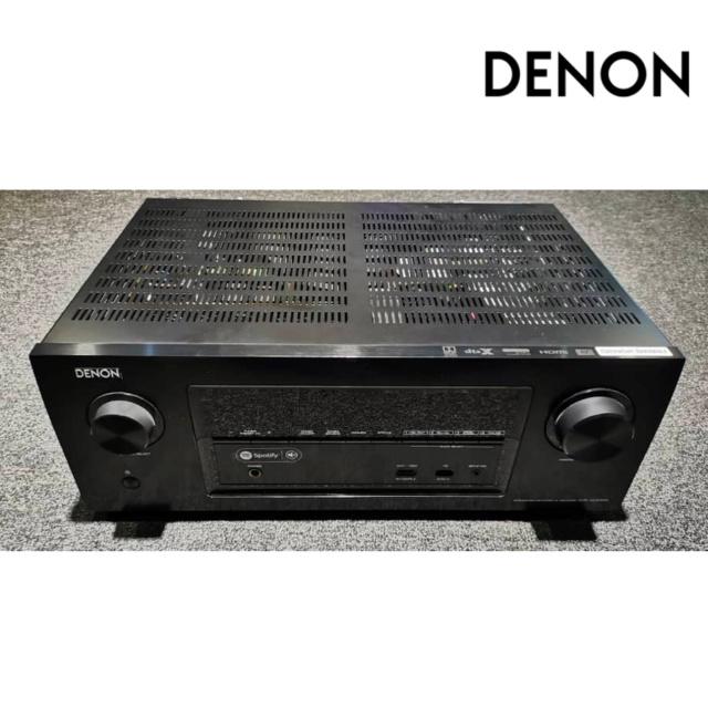 Denon AVR-X2300W 7.2ch Full 4K Ultra HD AV Receiver (Used) Avr-x210