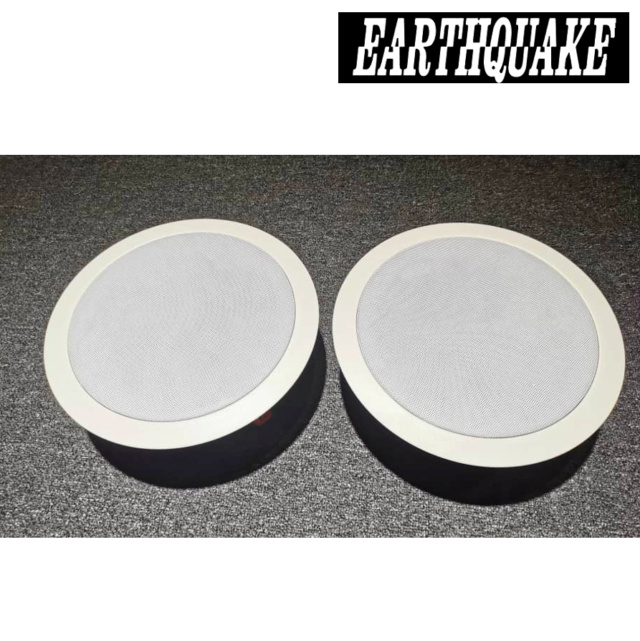 "Earthquake CM800 8"" 2-way Ceiling Speaker (Used) Cm800_10"