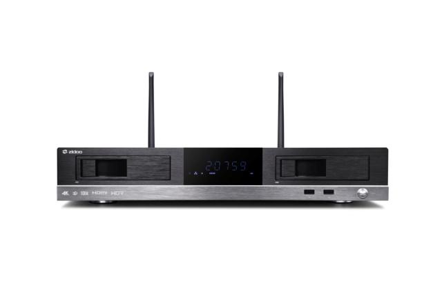 Zidoo X20Pro HIFI 4K Media Player (Used) SOLD Dsc_4710