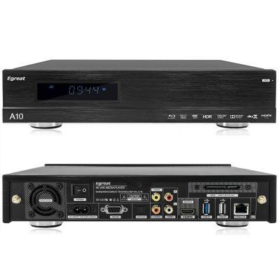 Egreat A10 4K UHD Media Player With Original Box (Demo Unit) Egreat11