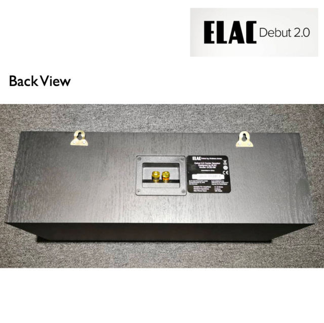 Elac Debut 2.0 C5.2 Centre Speaker (Used) SOLD Elac_510