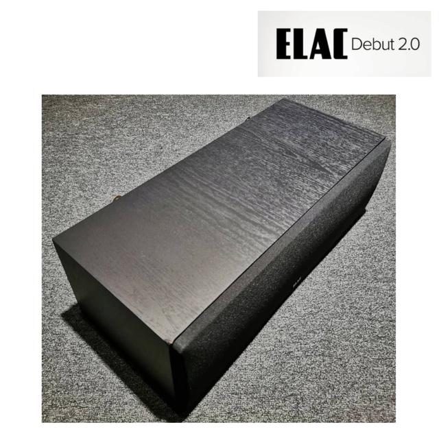 Elac Debut 2.0 C5.2 Centre Speaker (Used) SOLD Elac_512