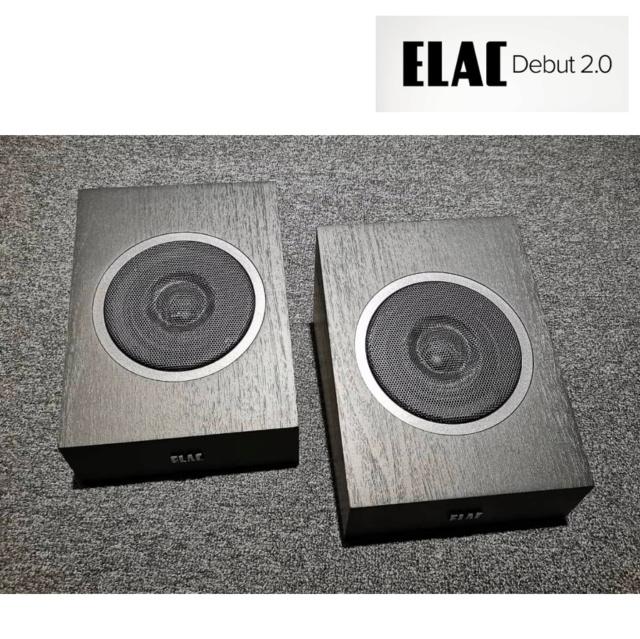 Elac Debut 2.0 A4.2 Atmos Module Speaker (Used) Elac_a11