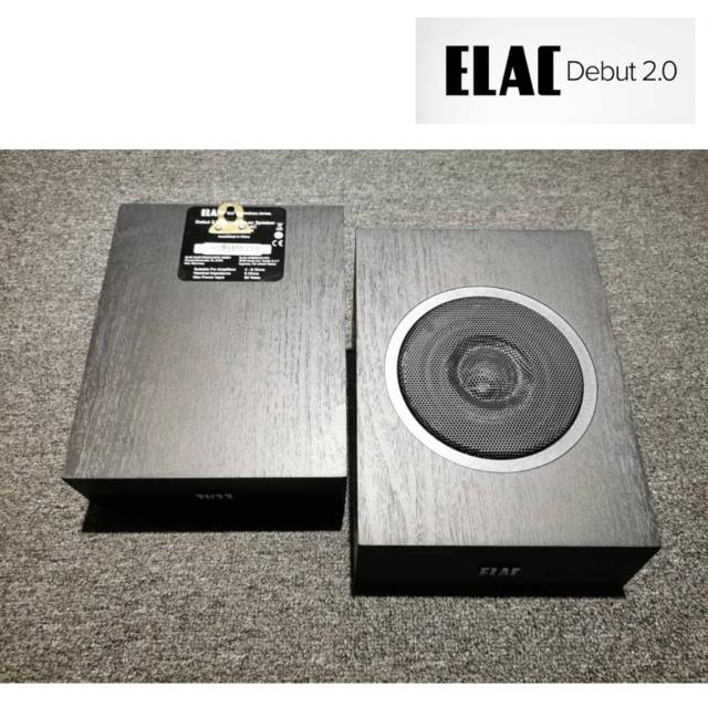 Elac Debut 2.0 A4.2 Atmos Module Speaker (Used) Elac_a12