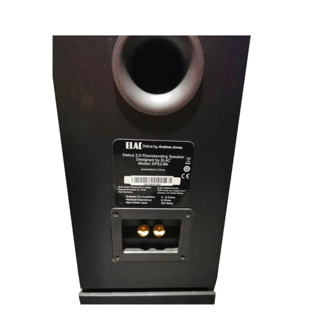 ELAC Debut 2.0 F5.2 FloorStanding Speaker (Used) SOLD Elac_d13