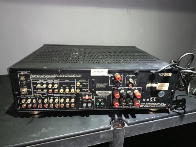 Harman Kardon AVR 20ii AV Stereo Receiver Home Theater(used) Img_0724