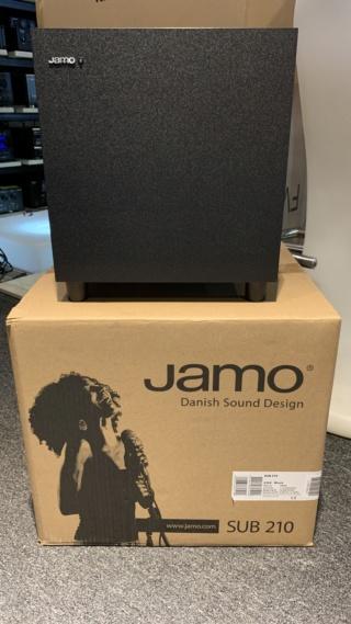 """Jamo SUB 210 8"""" Inch Subwoofer Img_0732"""