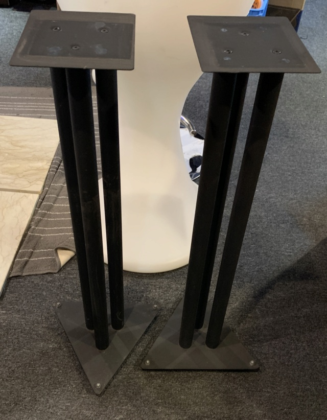 """34"""" Steel Surround Stand (Used) SOLD Img_1019"""