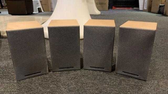 Mordaunt Short MS 302 Surround Speakers 2Pair (Used) Img_1418