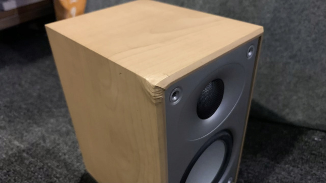 Mordaunt Short MS 302 Surround Speakers 2Pair (Used) Img_1419