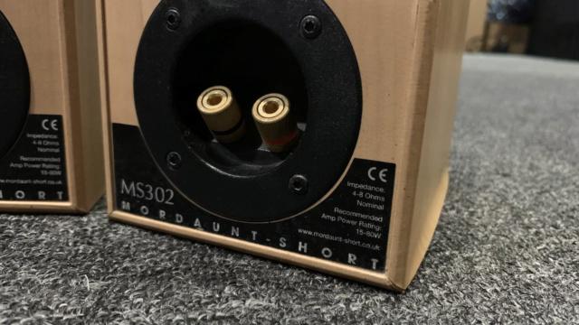 Mordaunt Short MS 302 Surround Speakers 2Pair (Used) Img_1420