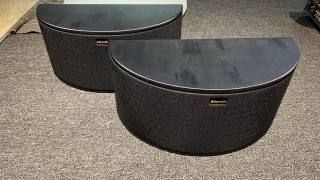 Klipsch R-14S Surround Speaker (Used) Img_1511