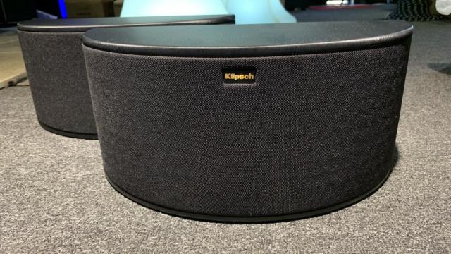 Klipsch R-14S Surround Speaker (Used) Img_1512