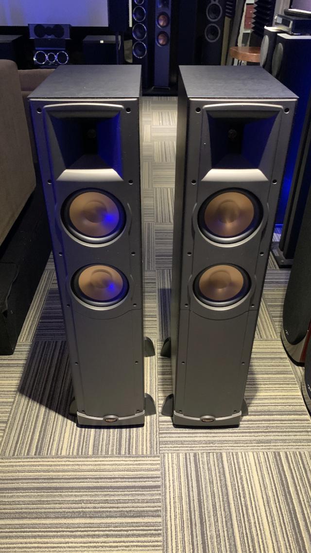Klipsch RF-62 High-Performance Floorstanding Speaker (used) SOLD Img_1612