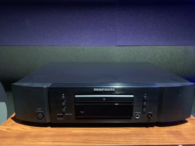 Marantz CD6004 CD Player (used) SOLD Img_1810
