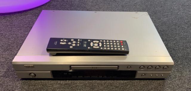 Denon DVD-1920 DVD/SACD Player (Used) Img_1815