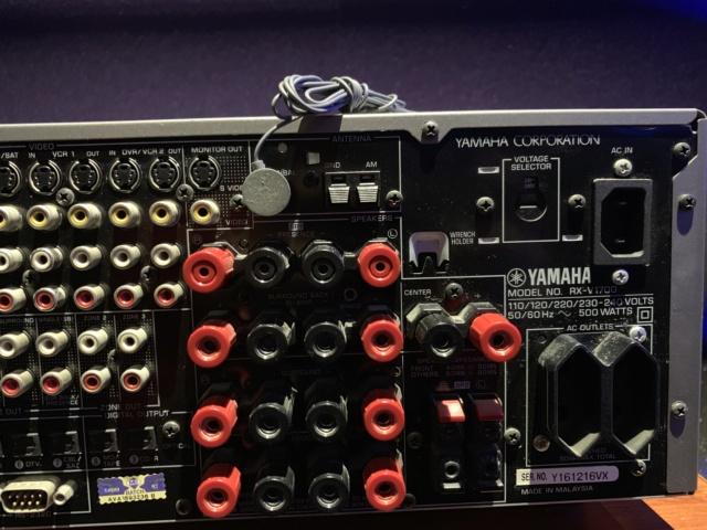 Yamaha RX-V1700 7.1 Av Receiver (used) Img_1912