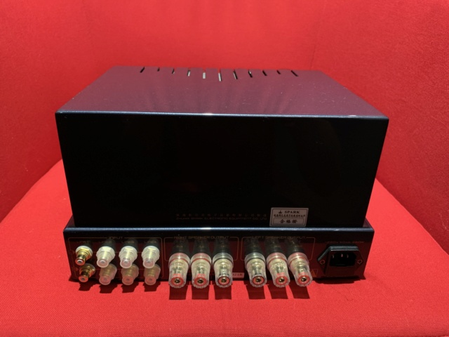Cayin MT-45 MKII Vacum Amplifier (Used)SOLD Img_1914