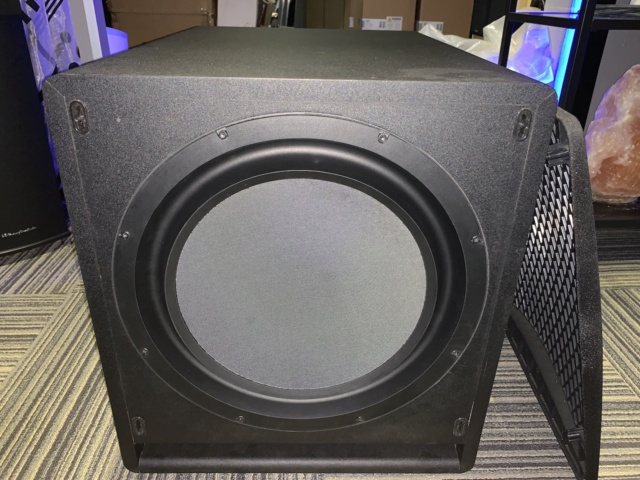 Klipsch SW-115 Powered Subwoofer (used) SOLD Img_1930
