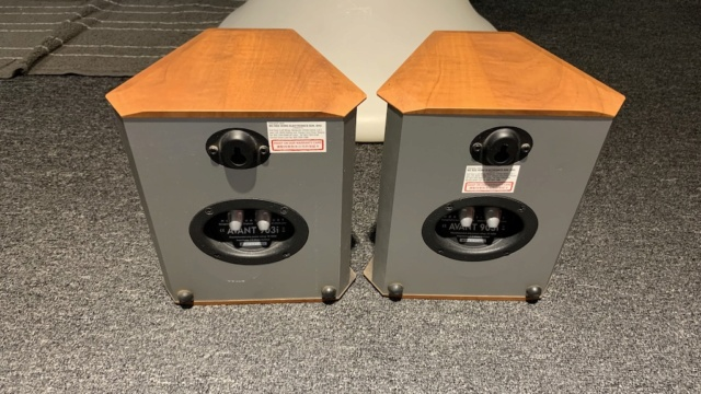 Mordaunt Short Avant 903i BiPolar Speaker (Used) Img_2035