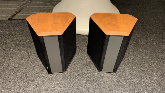 Mordaunt Short Avant 903i BiPolar Speaker (Used) Img_2036