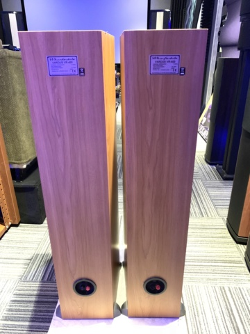 Wharfedale Vardus VR-400 Floorstanding Speaker (USED) SOLD Img_2128