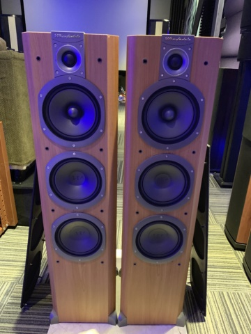 Wharfedale Vardus VR-400 Floorstanding Speaker (USED) SOLD Img_2129