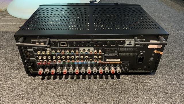 Marantz SR5012 7.2 Channel Full 4K Ultra HD AV Receiver (Used) SOLD Img_2212