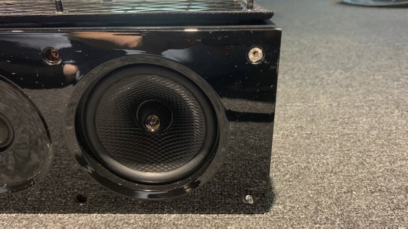 Wharfedale Obsidian Centre Speaker (used) Img_2310