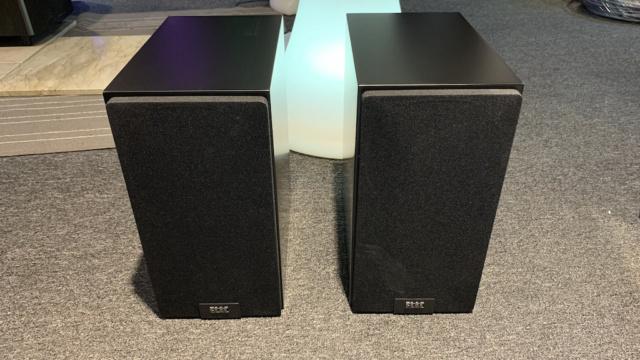 ELAC BS U5 Uni-Fi Slim Bookshelf Speakers (Used) Img_2329