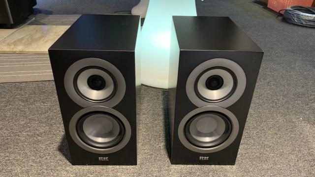 ELAC BS U5 Uni-Fi Slim Bookshelf Speakers (Used) Img_2330