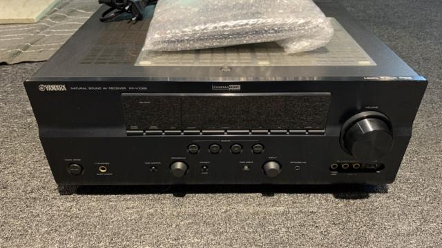 Yamaha RX-V1065 7.2 Channel AV/Receiver (Used) Img_2336