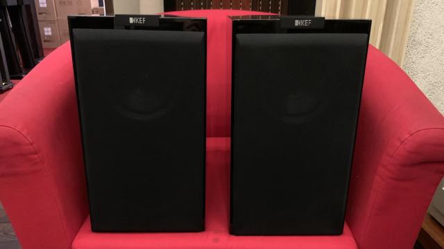 Kef R300 3-Way Bookshelf Speaker (Used) Img_2410