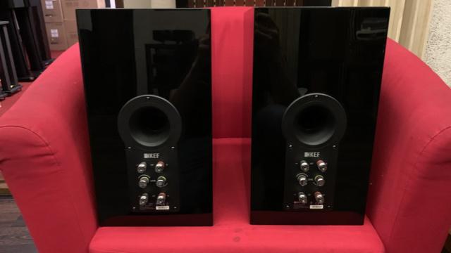Kef R300 3-Way Bookshelf Speaker (Used) Img_2411