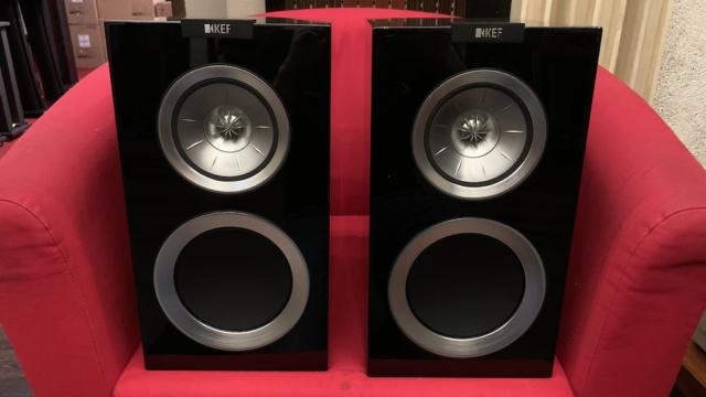 Kef R300 3-Way Bookshelf Speaker (Used) Img_2412