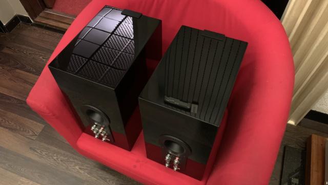 Kef R300 3-Way Bookshelf Speaker (Used) Img_2413