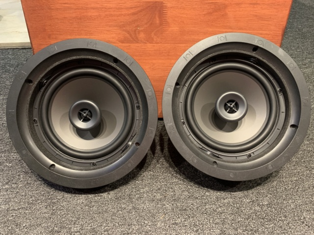 Klipsch CDT-2800-C In-Ceiling Speaker (Used) Img_2418