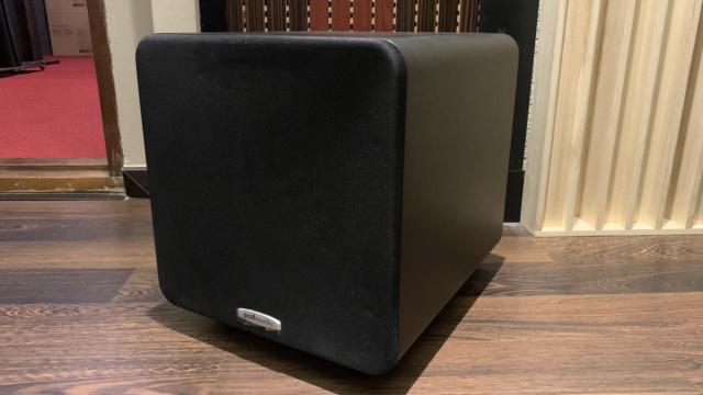 """Polk Audio PSW 111 8"""" 300 Watt Active Subwoofer (Used) Img_2611"""